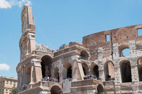Rome: Priority Access Colosseum Private Tour with Guide