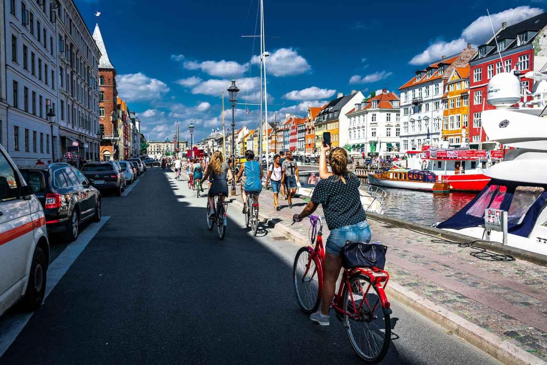 Kopenhagen: Fahrrad-Tour durch das multikulturelle Nørrebro