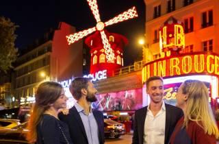 Paris: Champagner im Moulin Rouge & Seine-Bootsfahrt