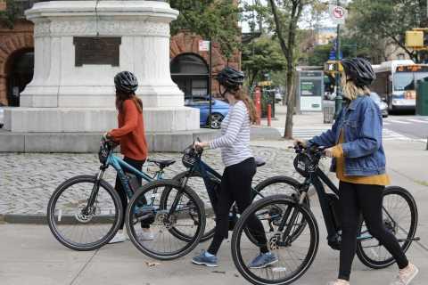 Washington DC: E-Bike Rental