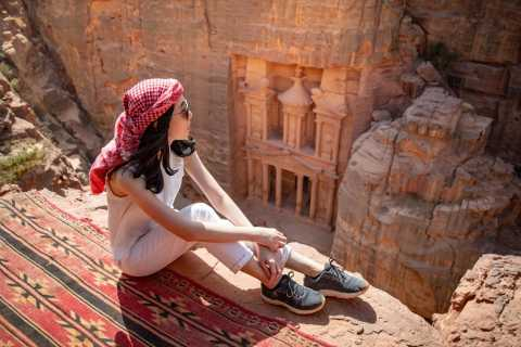 From Eilat: Petra Day Private Tour