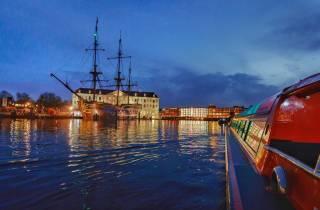 Amsterdam: Abendliche Kanalfahrt