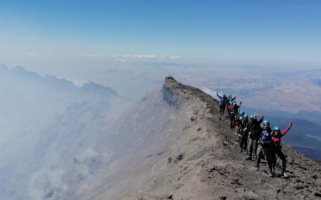 Etna: begeleide klimtocht naar kraters aan de top