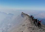 Ätna: Wanderung zu den Kratern am Gipfel