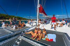 Panamá: Cruzeiro de Catamarã All-Inclusive à Ilha de Taboga