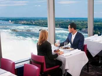 Niagarafälle, Kanada: Kulinarisches Erlebnis im Watermark