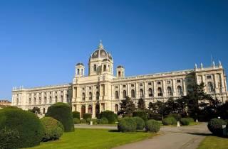 Wien: Ticket für das Naturhistorische Museum