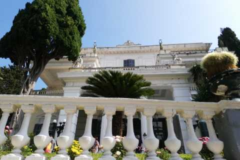 Corfu: Achilleion Palace Early Evening Guided Tour
