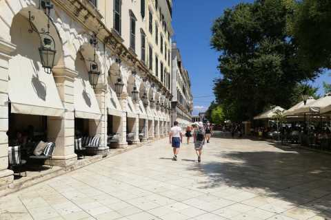 Corfu: Architecture and Great Personalities Tour