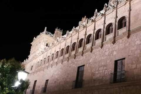 Salamanca: Tales and Legends Evening Tour