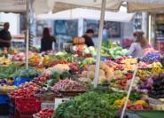 Rom: Marktbesuch und Kochkurs