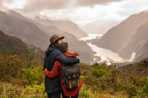 Fiordland National Park: Doubtful Sound Wilderness Cruise