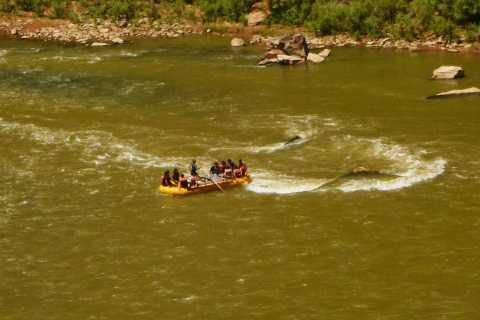 Full Day Colorado Rafting Tour from Moab