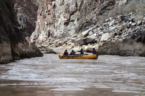 Westwater Canyon: Colorado River Class 3-4 Rafting from Moab