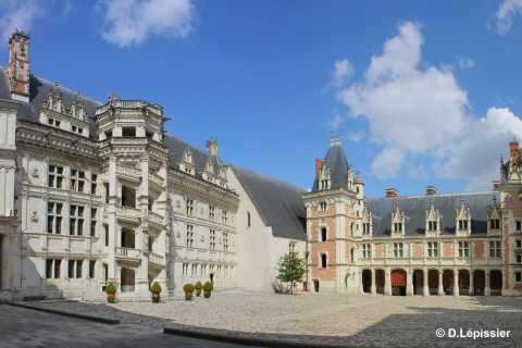 From Tours/Amboise: Day Trip to Chambord, Blois & Cheverny