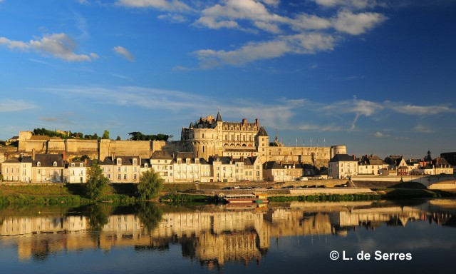 From Tours/Amboise: Chenonceau, Clos Lucé & Wine Tasting