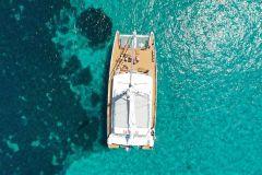 Cannes: Cruzeiro de Catamarã de Meio Dia
