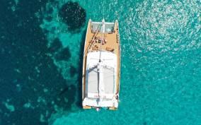 Cannes: Half-Day Catamaran Cruise
