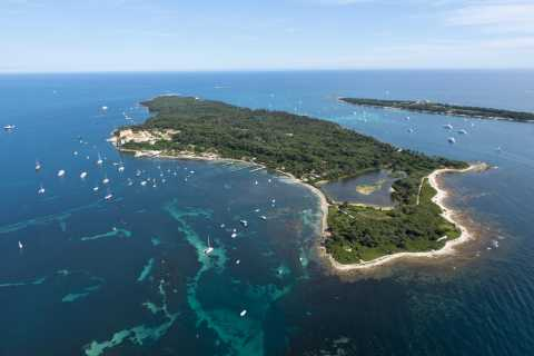 Balsa: Bilhetes Ida e Volta de Cannes à Ilha Sta. Margarida