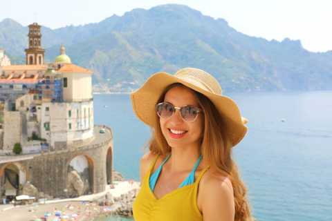 Private Transfer Between Rome and Amalfi Coast