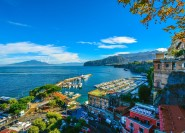 Neapel / Sorrent: Transfer mit Führung in Pompeji