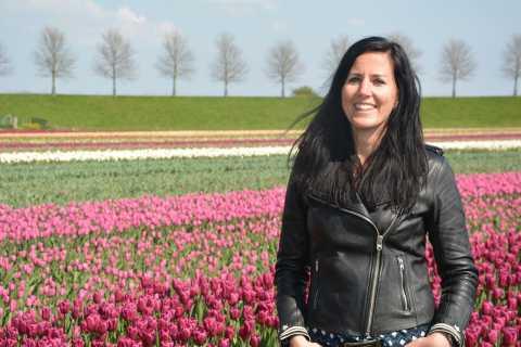 Från Amsterdam: Holländska landsbygden och Tulip Fields Tour