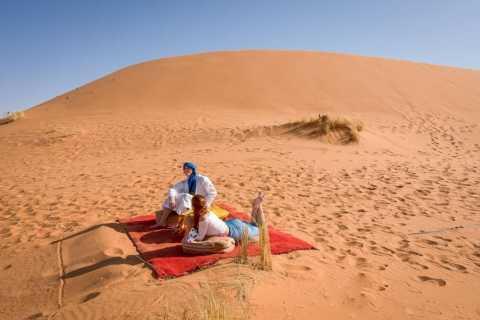 Agadir: hele dag Atlasgebergte en woestijnduinen met lunch