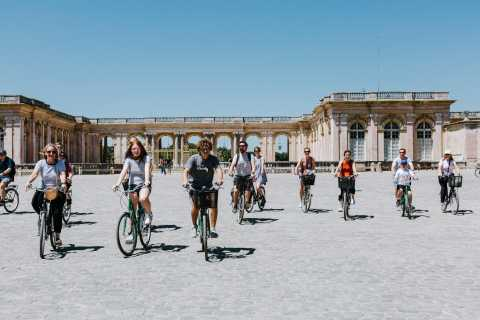From Paris: Versailles by Bike and Palace Entrance