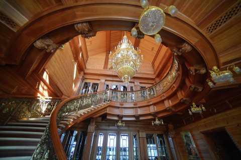 Kiev: Mezhyhirya Residence Private Tour