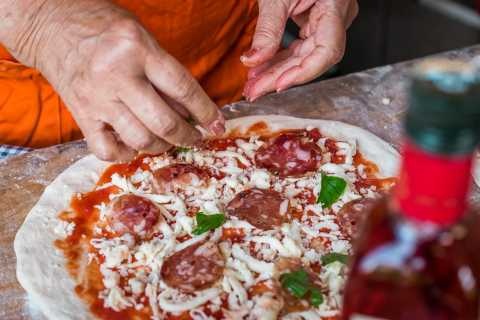 Sorrento: Pizza Making Class