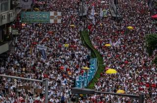 "Hongkong: Historischer Rundgang ""Ein Land, zwei Systeme"""
