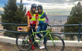 Quito: Cultural City Bike Tour