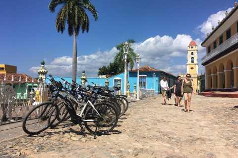 Trinidad: Full-Day E-Bike Tour