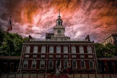 Filadélfia: excursão sombria, sombria e distorcida