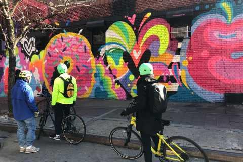 Nueva York: 2 horas de arte callejero y recorrido turístico en bicicleta