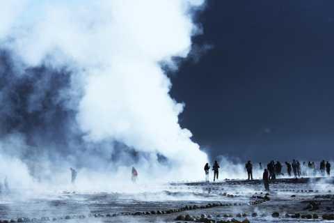 San Pedro de Atacama: El Tatio Geysers Tour