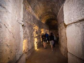 Kolosseum-Untergeschoss und Tour durch das antike Rom