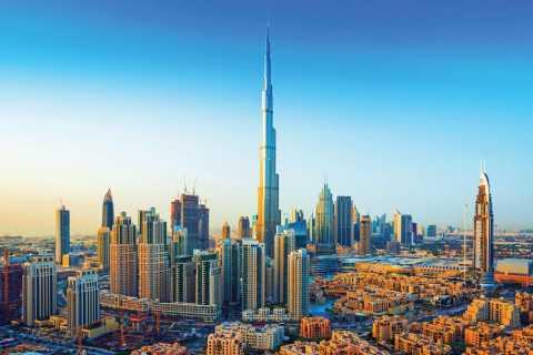 Dubai: Half-Day Bus Tour and Burj Khalifa Entry Ticket