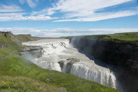From Reykjavik: Golden Circle and Blue Lagoon Private Tour