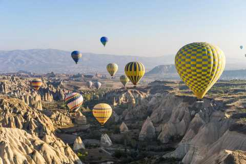 Private Cappadocia Full Day Tour From Istanbul Incl. Lunch