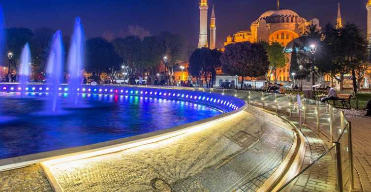 Istanbul: Small Group Skip-the-Line Luxury Day Tour