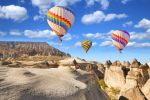 Cappadocia: Morning Hot Air Balloon Ride