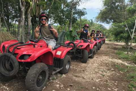 Cozumel: ATV Caves, Mud and Fun Off-Road Adventure