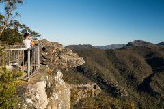De Melbourne: Parque Nacional de Grampians Great Escape