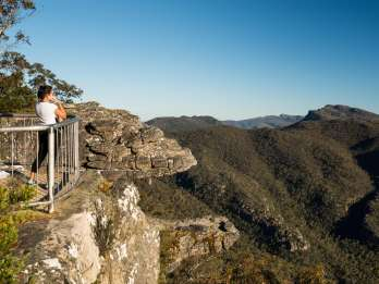 Ab Melbourne: Ausflug in den Grampians-Nationalpark