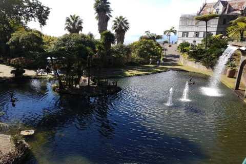 Madeira: Private Half-Day Guided Gardens Tour