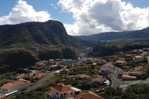 Madère: visite privée d'une demi-journée du nord-est de l'île