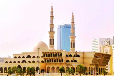 Fra Dubai: Guidet tur til Sharjah by
