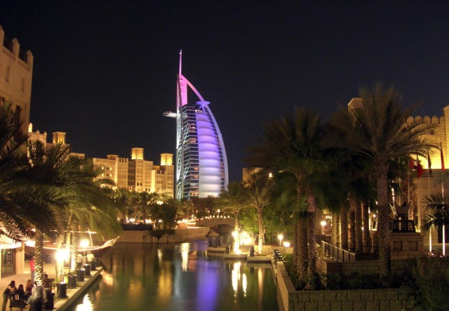 Dubai: 4 uur durende avondrondleiding