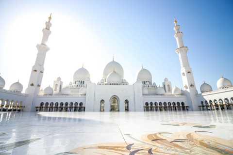 Abu Dhabi Half-Day City Tour